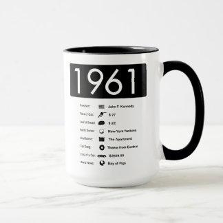 1961-Great Year (15 oz.) Coffee Mug