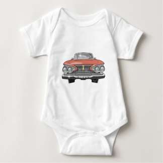 1961 Plymouth Fury Baby Bodysuit