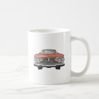 1961 Plymouth Fury Coffee Mug