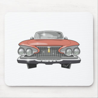 1961 Plymouth Fury Mouse Pad