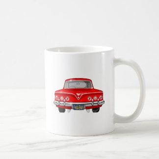 1961 Red Chevrolet Coffee Mug