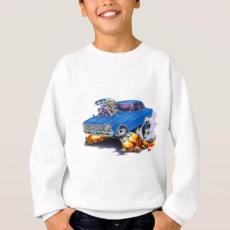 1962-65 Nova Blue Car Sweatshirt
