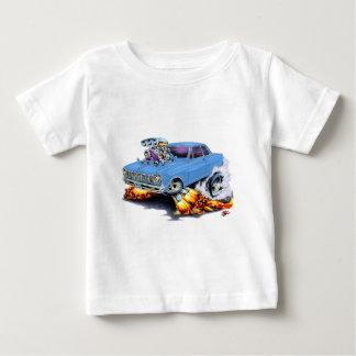 1962-65 Nova Light Blue Car Baby T-Shirt
