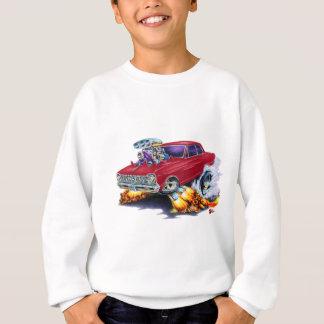 1962-65 Nova Maroon Car Sweatshirt