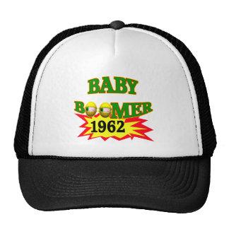 1962 Baby Boomer Trucker Hats