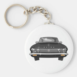 1962 Buick Special Basic Round Button Key Ring