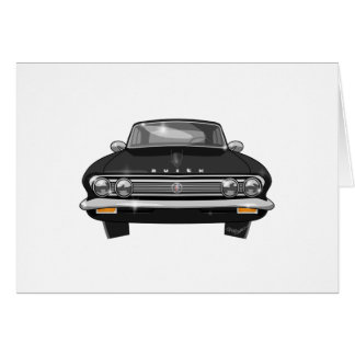 1962 Buick Special Card