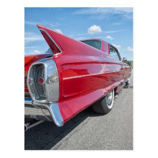 1962 Cadillac street rod Postcard