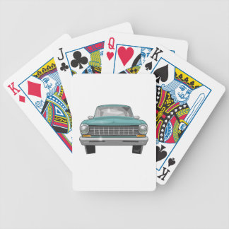 1962 Chevy II Bicycle Playing Cards