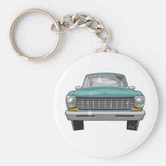 1962 Chevy II Key Ring
