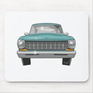 1962 Chevy II Mouse Pad