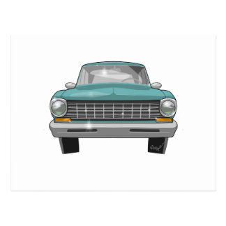 1962 Chevy II Postcard
