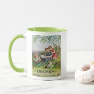 1962 Children's Book Week Mug