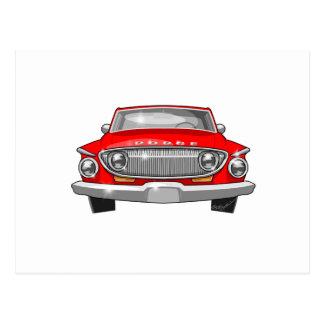 1962 Dodge Dart Postcard