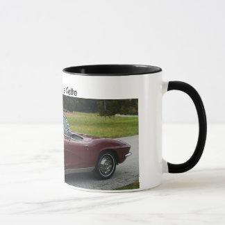 1962 Fuel Injected Corvette Mug