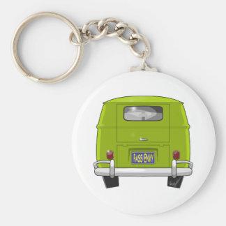 1962 Hippie Van Key Ring
