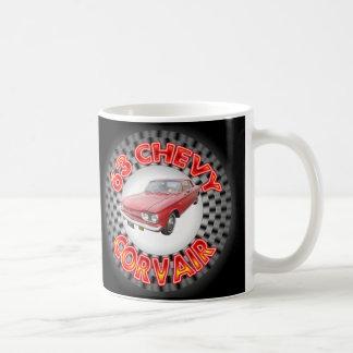 1963 Chevy Corvair Mug. Coffee Mug