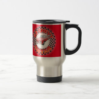 1963 Chevy Corvair Mug. Travel Mug