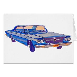 1963 Chrysler Saratoga Card