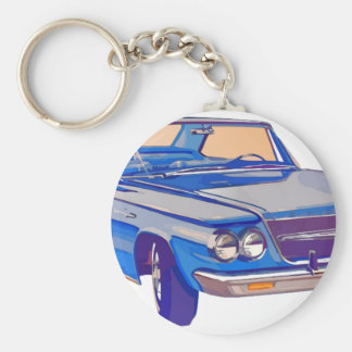 1963 Chrysler Saratoga Key Ring