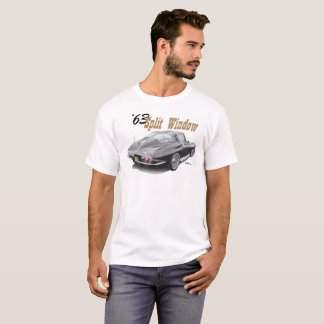 1963 Corvette Split Window Coupe T-SHIRT