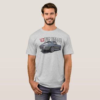 "1963 Corvette ""Split Window"" T-Shirt"