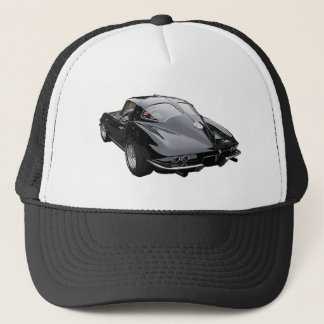 1963 Corvette Stingray Trucker Hat