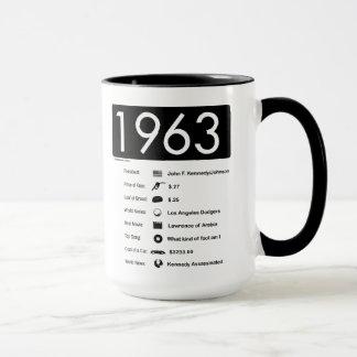 1963-Great Year (15 oz.) Coffee Mug