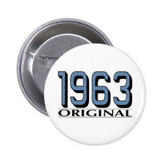 1963 Original Pin