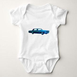 1963 Plymouth Sport Fury Baby Bodysuit