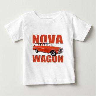 1963 red chevy II nova wagon longroof Shirt