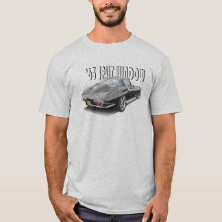 1963 Split Window Corvette T-Shirt