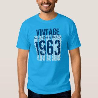 1963 Vintage Best of the 60's Custom Name Tee Gift