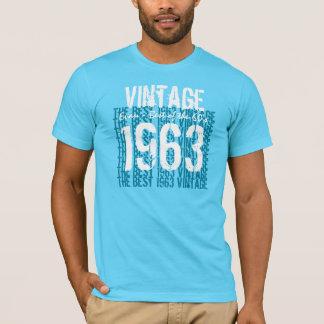 1963 Vintage Best of the 60's Custom Name V15 T-Shirt