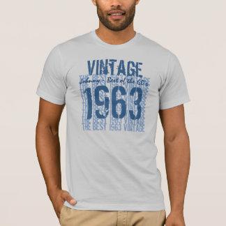 1963 Vintage Best of the 60's Custom Name V19 T-Shirt