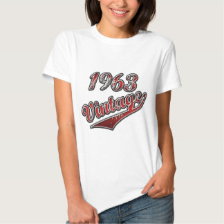 1963 Vintage Tee Shirt