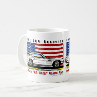 1963 Z06 Corvette Coupe Coffee Mug