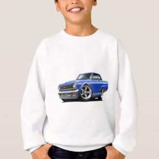 1964-65 Nova Blue Car Sweatshirt