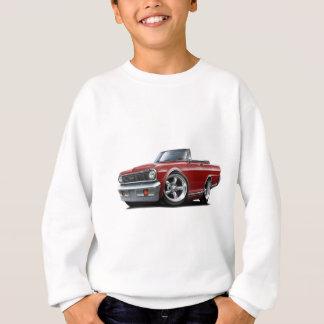 1964-65 Nova Maroon Convertible Sweatshirt