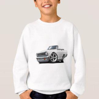 1964-65 Nova White Convertible Sweatshirt