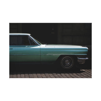 1964 Cadillac Coupe Deville - Bern, Switzerland Canvas Print