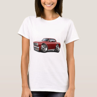 1964 Chevelle Maroon Car T-Shirt