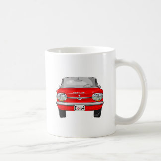 1964 Corvair Front View Coffee Mug