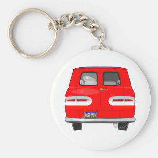 1964 Corvair Greenbrier Key Ring