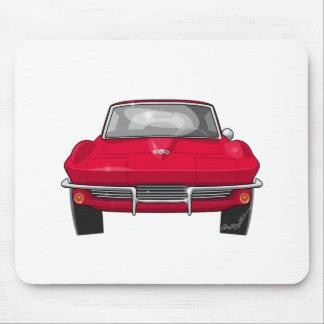 1964 Corvette Stingray Front Mouse Pad
