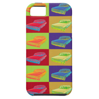 1964 Ford Galaxy Station Wagon Pop Art iPhone 5 Cover