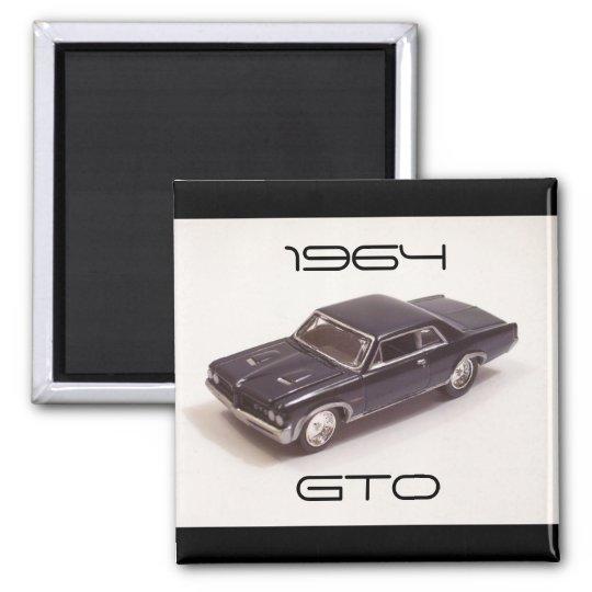1964 Pontiac GTO Magnet
