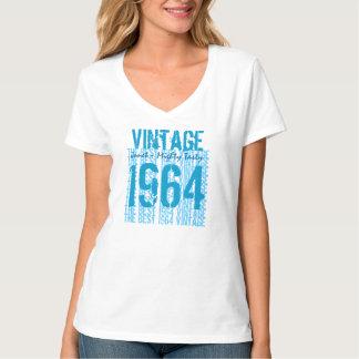 1964 Vintage Year 50th Birthday Gift Mighty Tasty T-Shirt