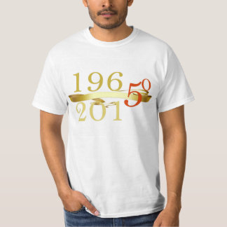 1965 - 2015 Commemorative 50 T-shirt