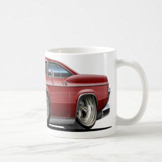 1965-66 Impala Maroon Car Coffee Mug